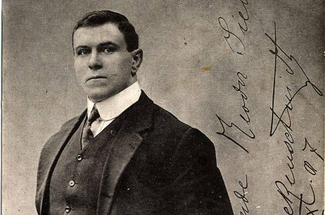 Георг Гаккеншмидт – великий российский борец