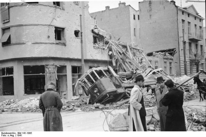 Своя среди чужих: русская аристократка в Берлине 1940 – 1945