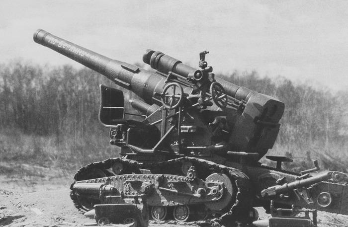 Гаубица Б-4 – 8-дюймовый ветеран