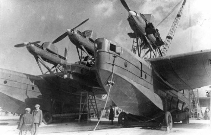 МК-1. Шестимоторный гигант Туполева