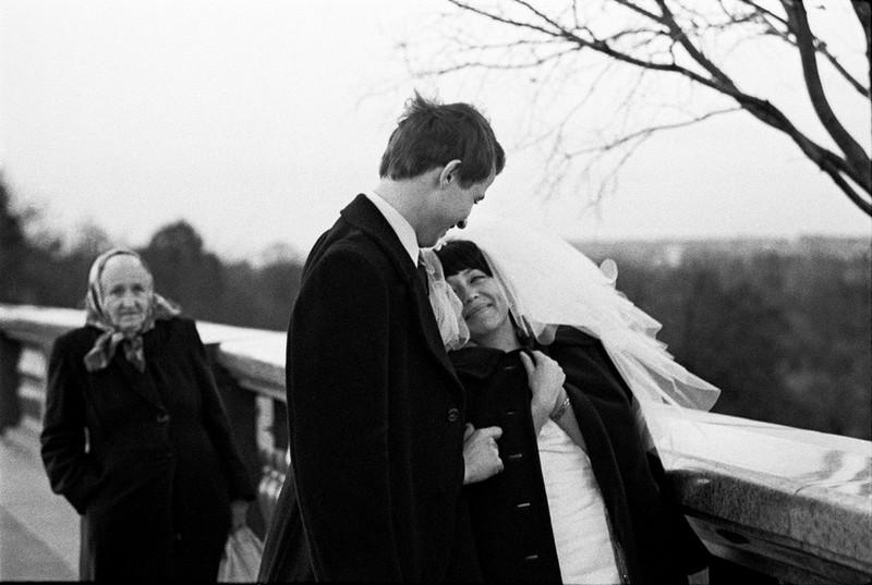 Романтичные и весёлые советские свадьбы в фотографиях