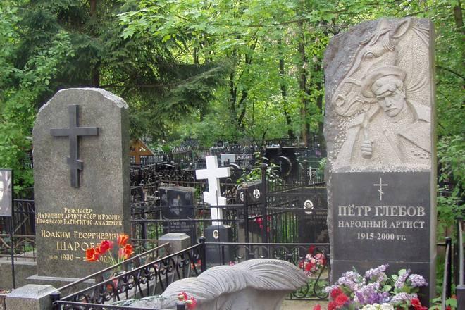 Петр Глебов – легендарный советский актер