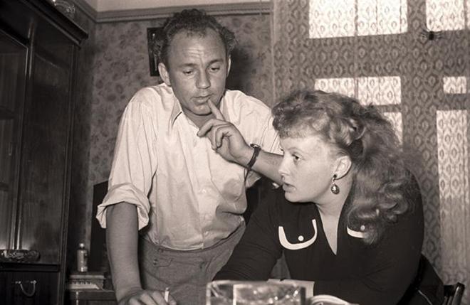 Звезда советского кинематографа Алла Ларионова
