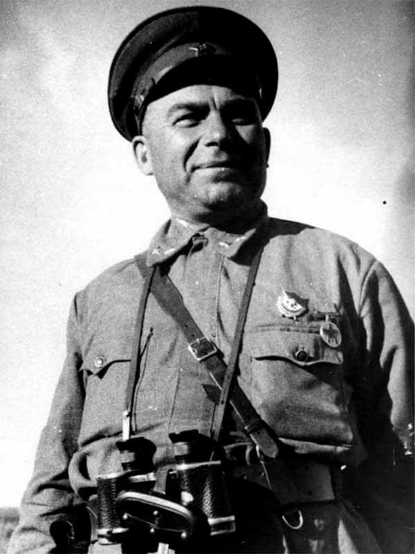 О кавалере ордена Суворова 2-ой степени за №1