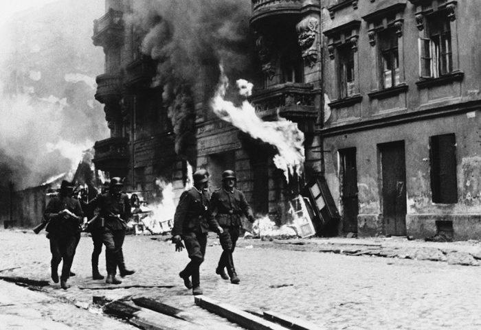 Путь из гетто в Берлин