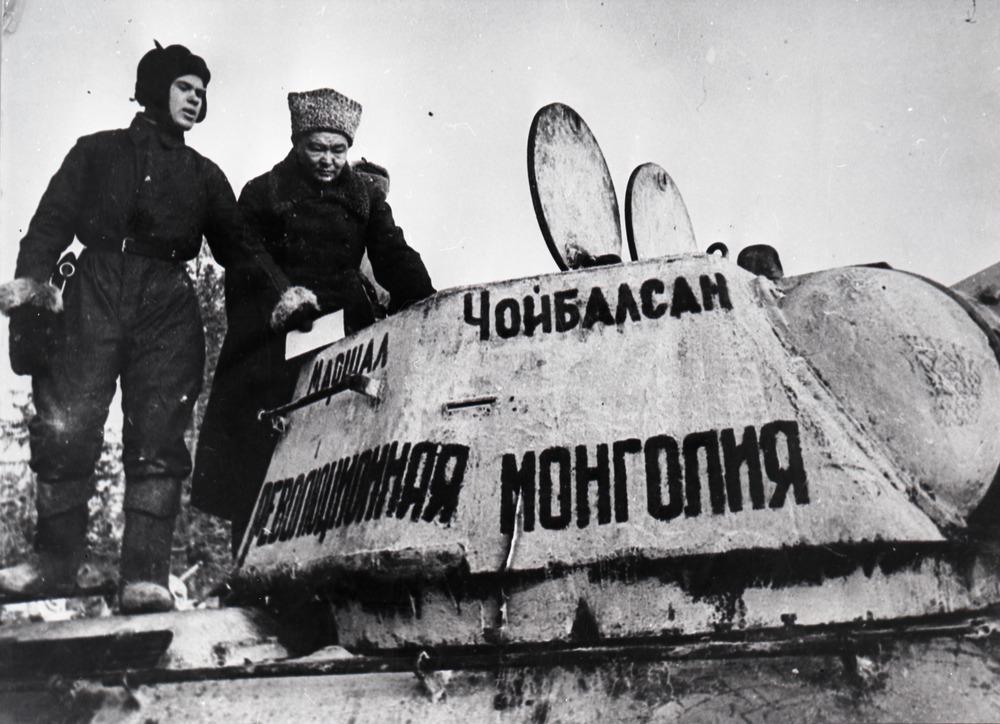 Монголия в Великой Отечественной: отдавала последнее…