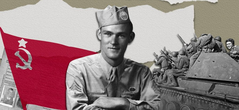«Американские империалисты» вместе с советскими солдатами воевали в Великой Отечественной войне