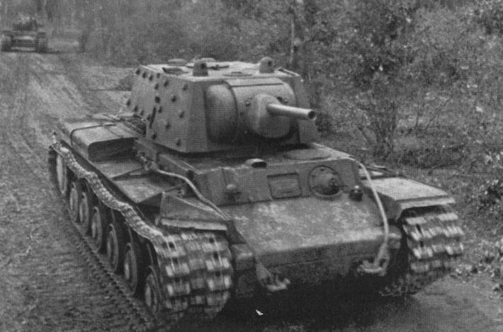Как один советский танк остановил дивизию вермахта