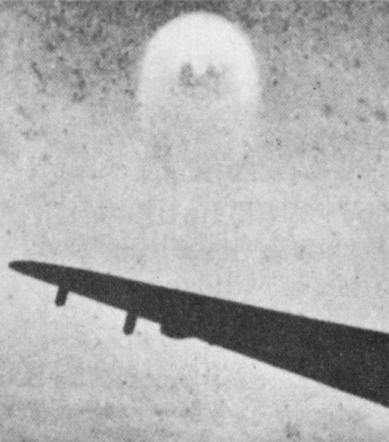 Летчик Апраксин ВВС СССР против НЛО: 2:0 в пользу инопланетян