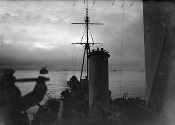 Роковая ошибка первого лорда Британского Адмиралтейства