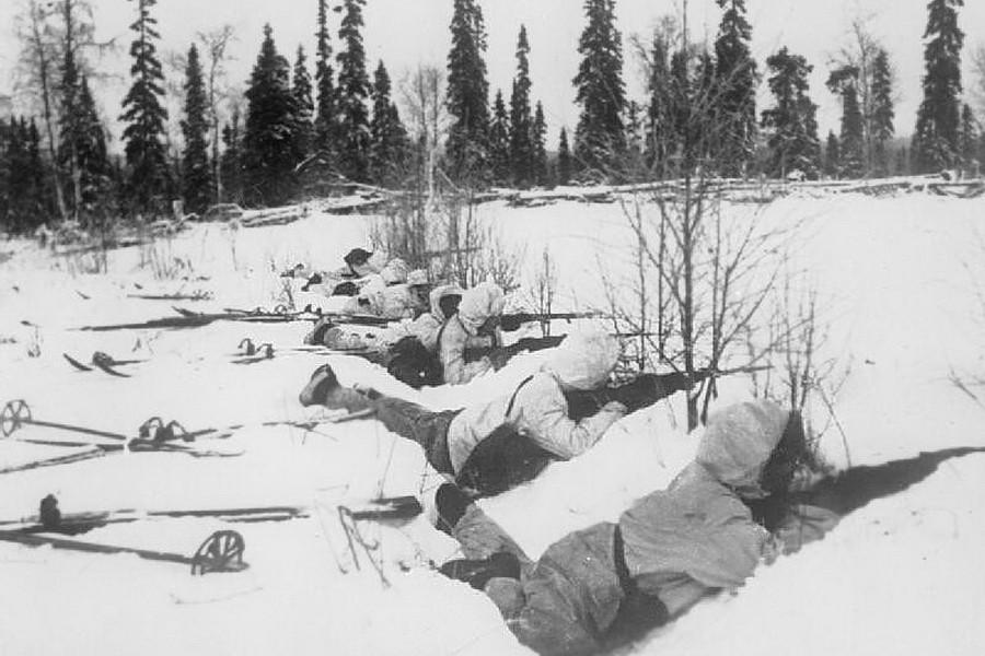 Неизвестное об известном: на севере СССР немецкие войска за 4 года войны не смогли перейти госграницу