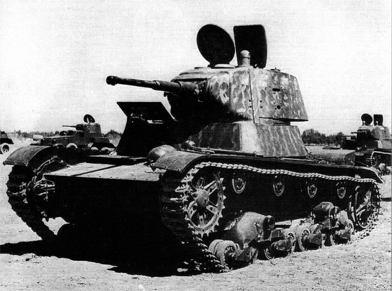 Первая военная операция, проведённая сообща армиями СССР и Великобритании