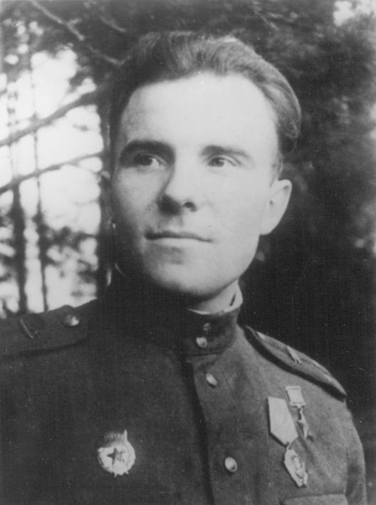 Младший лейтенант против генерала Гарпе