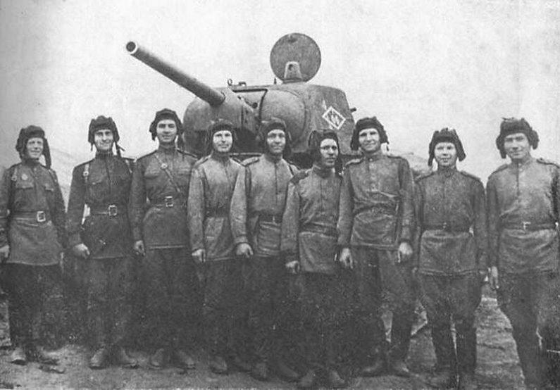 Уральский добровольческий танковый корпус: рождение легенды