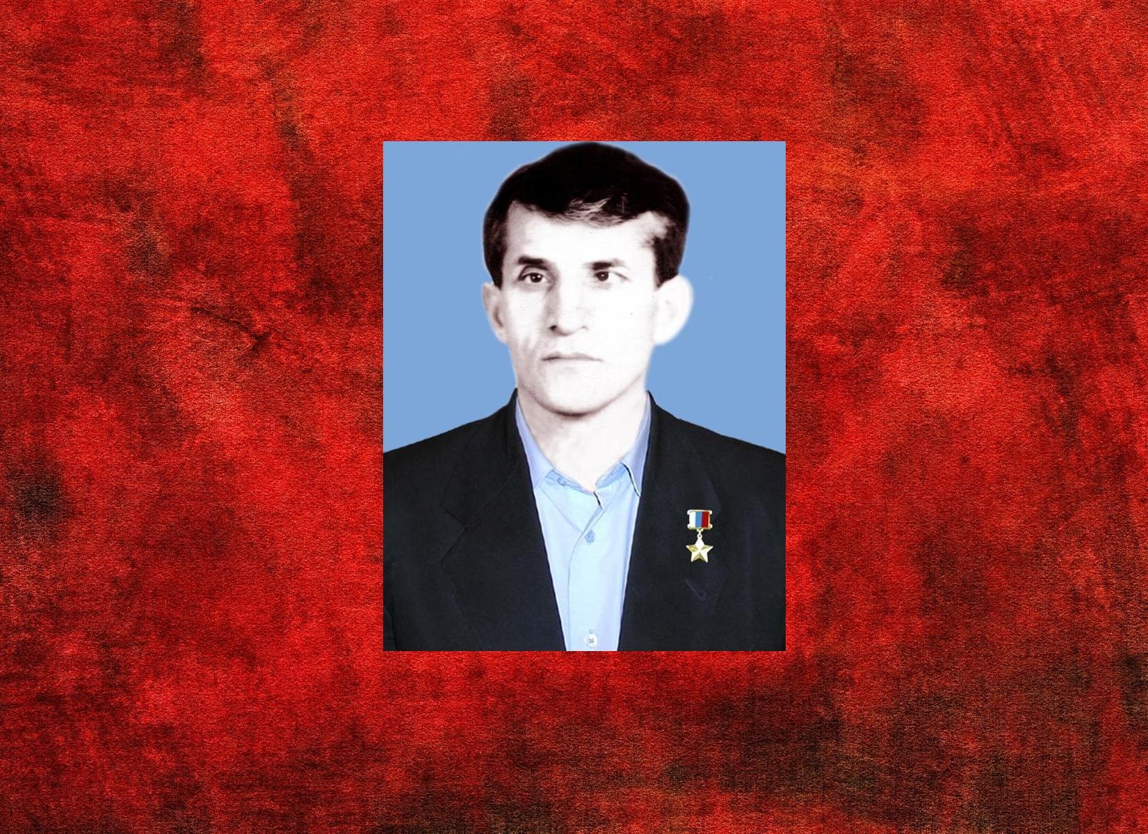 Cын дагестанского народа