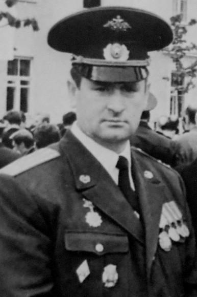 Окопный генерал
