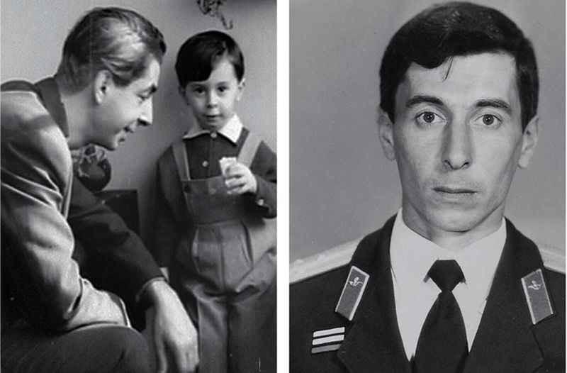 Две судьбы – отца и сына