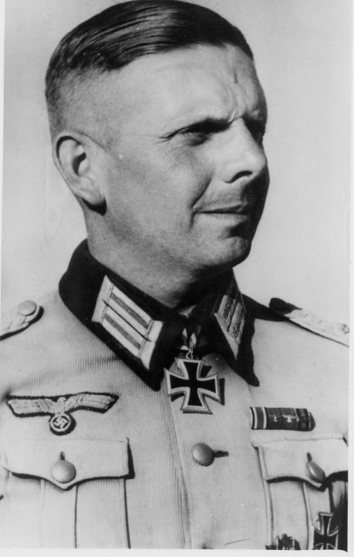 Полковник не выполнил приказ Гитлера…