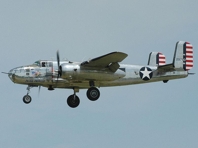 Один из немногих самолётов названный в честь персоны