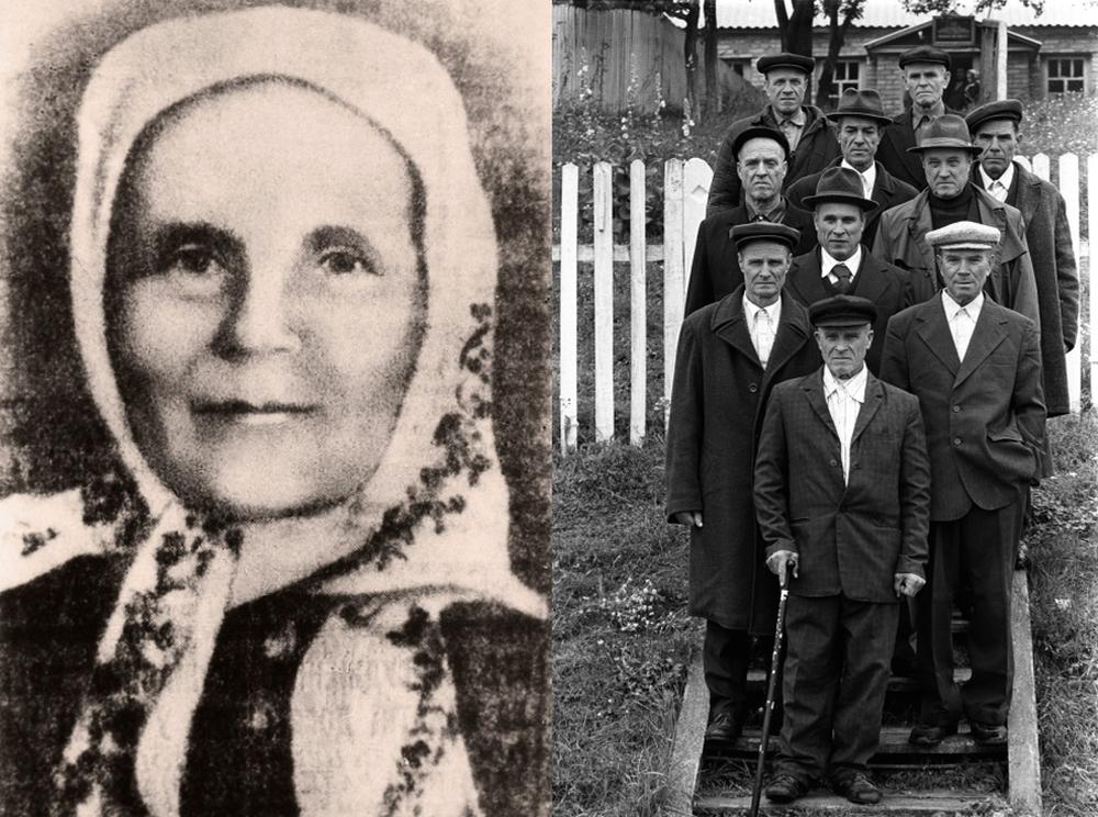 Евдокия проводила 10 своих сыновей