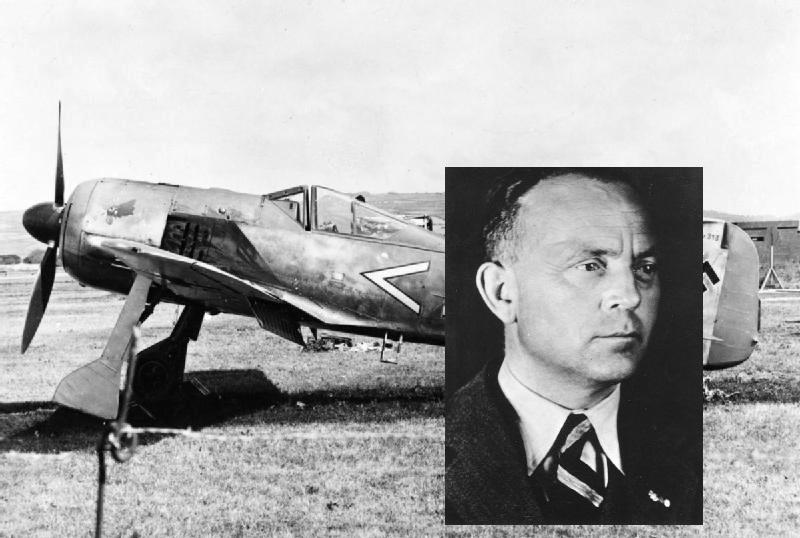Человек по фамилии Танк стал строить самолёты