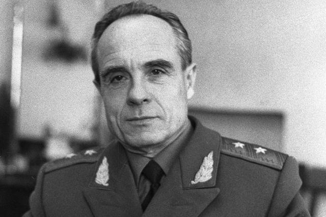 """""""Ядерный"""" генерал"""