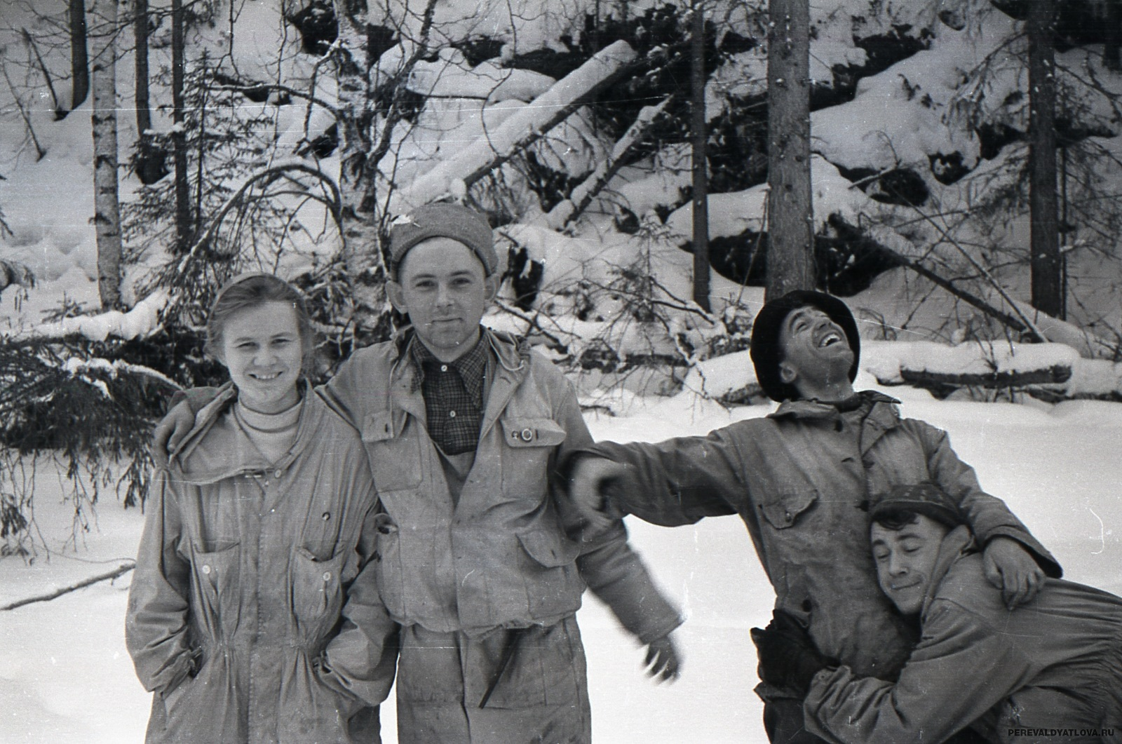 На перевале Дятлова были американцы?