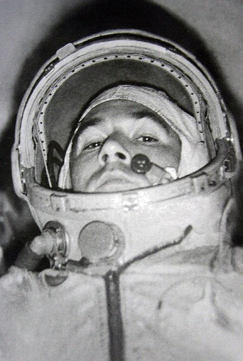 Космонавт, который никогда не был в космосе
